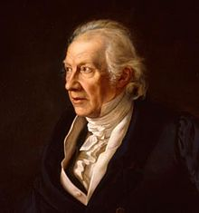 C.F. Zelter: Gemälde von Carl Joseph Begas, 1827, das im hier zitierten Brief später noch erwähnt wird.